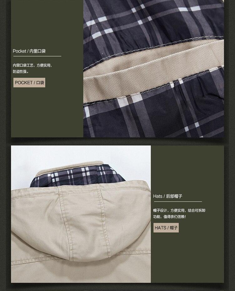 coat discount Jacket masculina 20