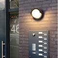 8 Вт 12 Вт светодиодный настенный светильник водонепроницаемый IP65 современный светильник для крыльца AC85-265V Открытый Сад домашний коридор Ре...