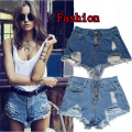 Low Waist Denim Shorts New Fashion 2016 Summer Spring Sexy Hot Women's Clothing Trousers Shorts Women Ladies Short 109