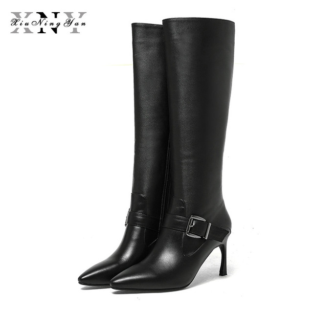 Zorssar 2018 NEW fashion women Riding boots Suede 59