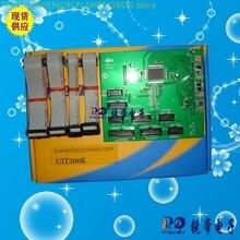 UIT300K MCU EM78P301N EM78P372N/K/173 emulator board!