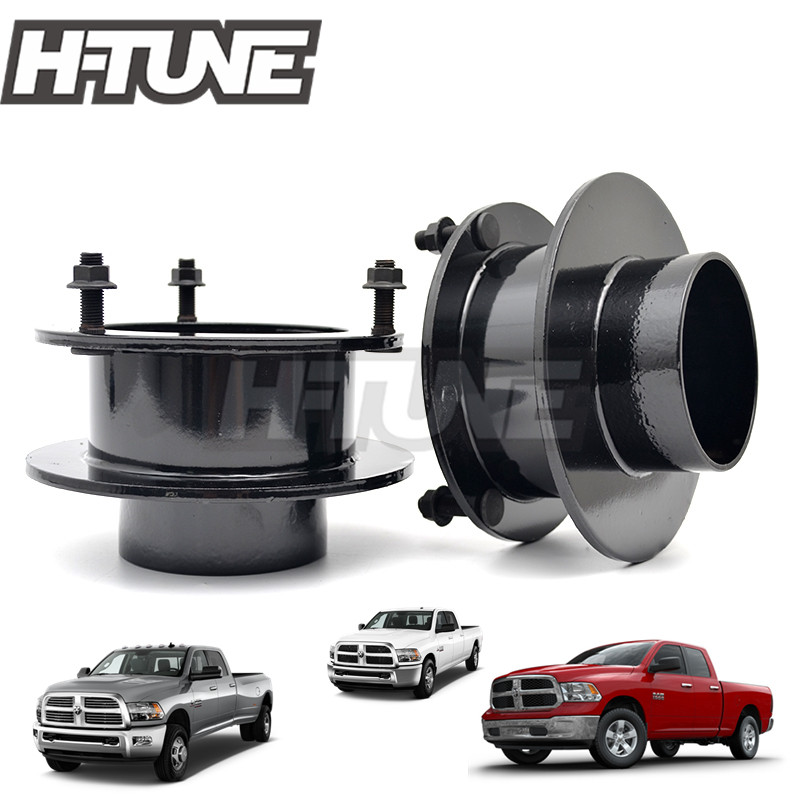 H TUNE 4x4 Accessories Front 2 5 Steel Coil Leveling Kit Lift Kits For RAM 1500