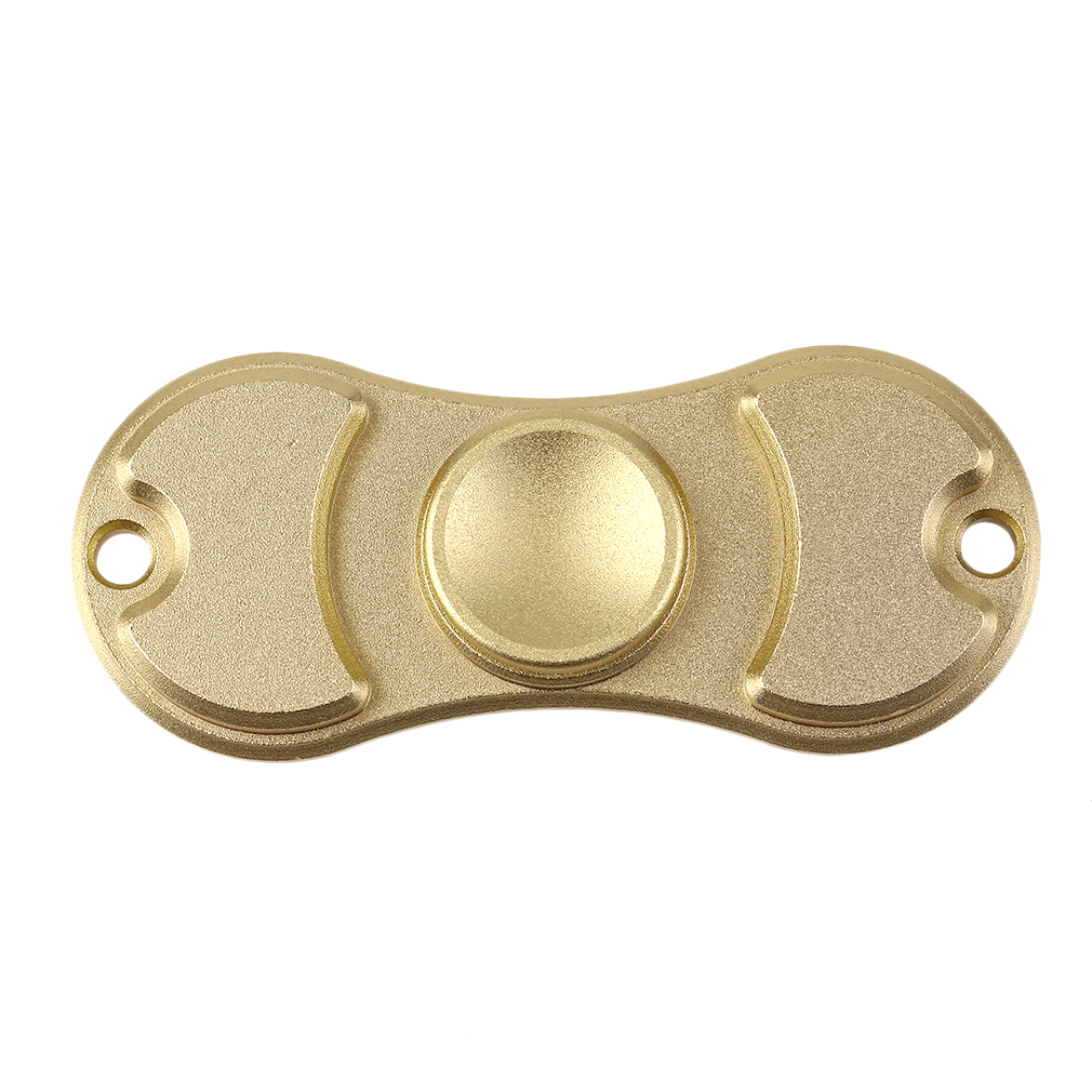 Hot! Durable Fidget Spinner Hand Spinner Toy Aluminum Bearing Fidget Toys Kids Adult Funny Anti Stress Toys For Autism And ADHD