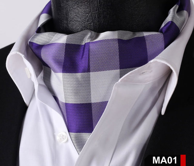 2015 Limitados Adultos Dot Polyester Un Tamaño de Moda Lazos Gravata Hombres Dots Nueva Alta Calidad Escote Servilleta Corbata Corbata ascot