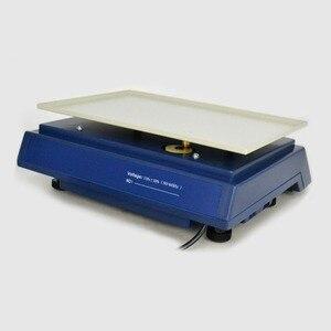 Image 3 - 110V/220V Adjustable Variable Speed Oscillator Orbital Rotator Shaker Lab Equipment