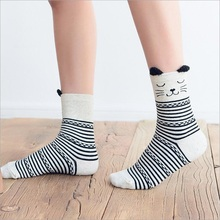 Everyone loves cat socks , who wouldn't