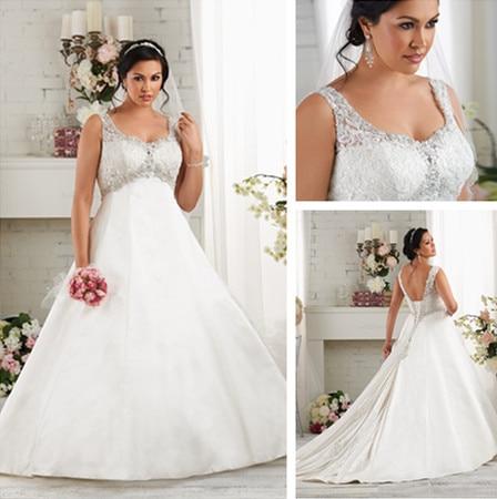 Wd1577 país estilo marroquí vestidos para novias gordas en Vestidos ...