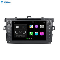 YESSUN Android Car Navigation GPS For Toyota Corolla 2006~2011 HD Touch Screen Audio Video Radio Stereo Multimedia Player.
