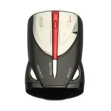 XRS 9880 Detector de Radar de 360 Grados Del Coche 16 De Banda rusia/Inglés Versión de Pantalla LED GPS Anti Radar Detector de Láser Para coche