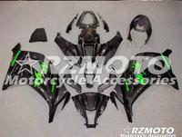 ACE KITS carbon fiber Motorcycle fairing parts For kawasaki ZX10R 10R 2011 2015 All sorts of color No.0038