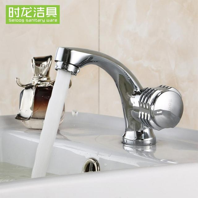 Seloog] dragon copper basin faucet single single hole faucet ...
