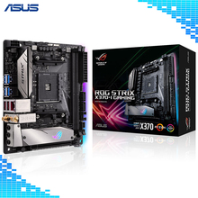 Asus ROG STRIX X370-I GAMING Desktop Motherboard AMD X370 Chipset Socket AM4 32G DDR4 motherboard