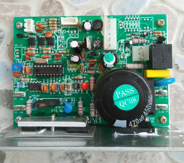 Free Shipping driving circuit board YIJIAN YJ9007A YJ9007C YJ9007D treadmill motor controller motherboard under control board 6 inch grit 600 fine lapidary diamond coated cabbing grinding wheel electroplated with bushing arbor 1 3 4 5 8 1 2 for gems