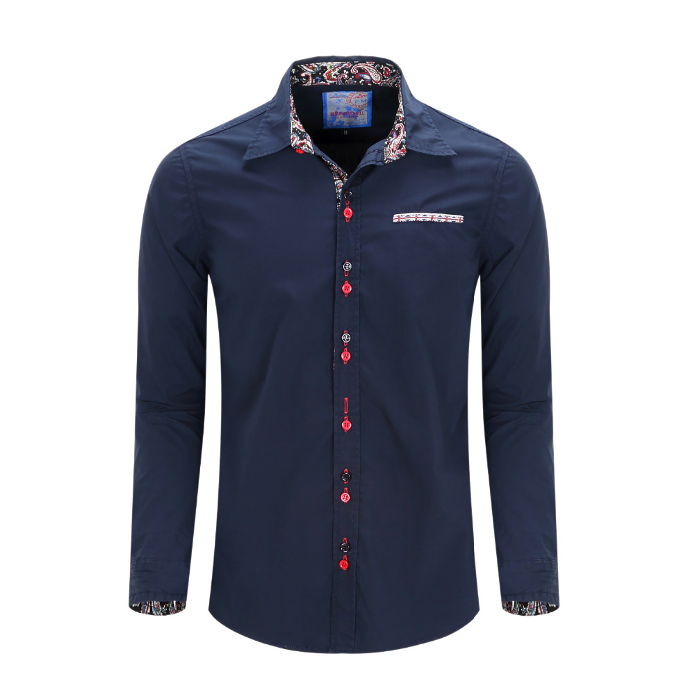 Buy new arrived brand men 39 s casual shirt for Where to buy casual dress shirts