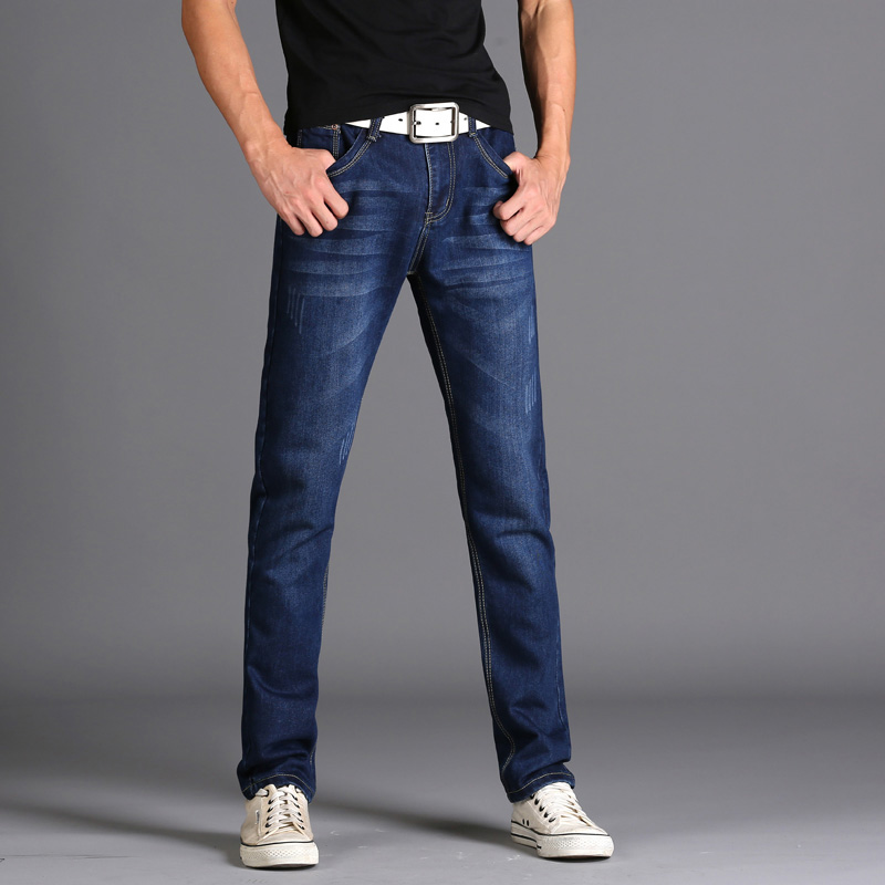 New Men's Fashion Hot Jeans For Young Men 2
