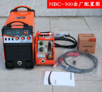 Jasic NBC-500 N215 3 Phase 380V CO2 Mig Welder Welding Machine with Wire Feed Machine 1.0-1.6mm 120 150kg h poultry farm equipment animal feed pellet machine cheap price floating fish feed pellet making machine