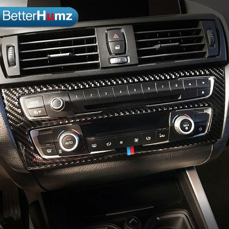 Bmw 2 Series Interior: For BMW F20 F21 Carbon Fiber Car Interior Air Conditioning