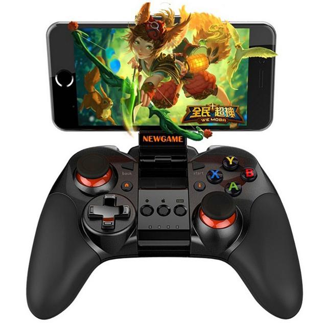 N1 pro game controller remoto sem fio Bluetooth para ios telefone móvel/android/pc 3D VR Óculos bluetooth gamepad jogo pega