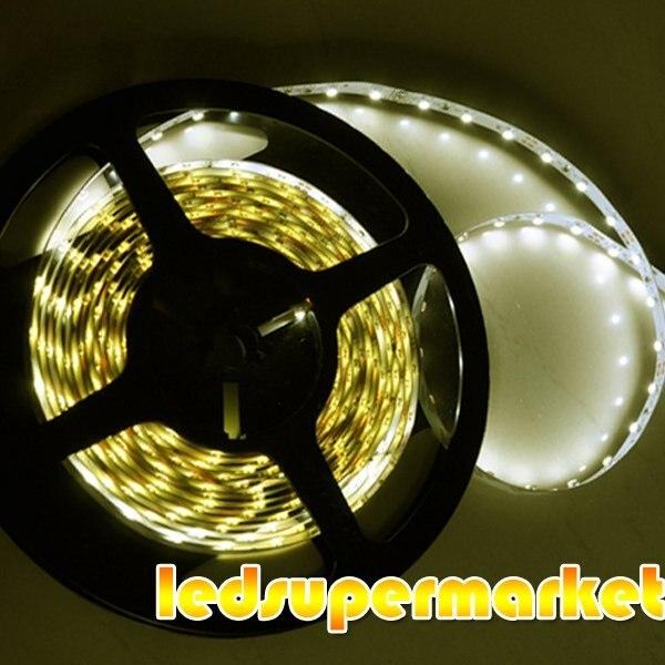 5M Warm White 3528 smd LED Light 300 leds Non-waterproof