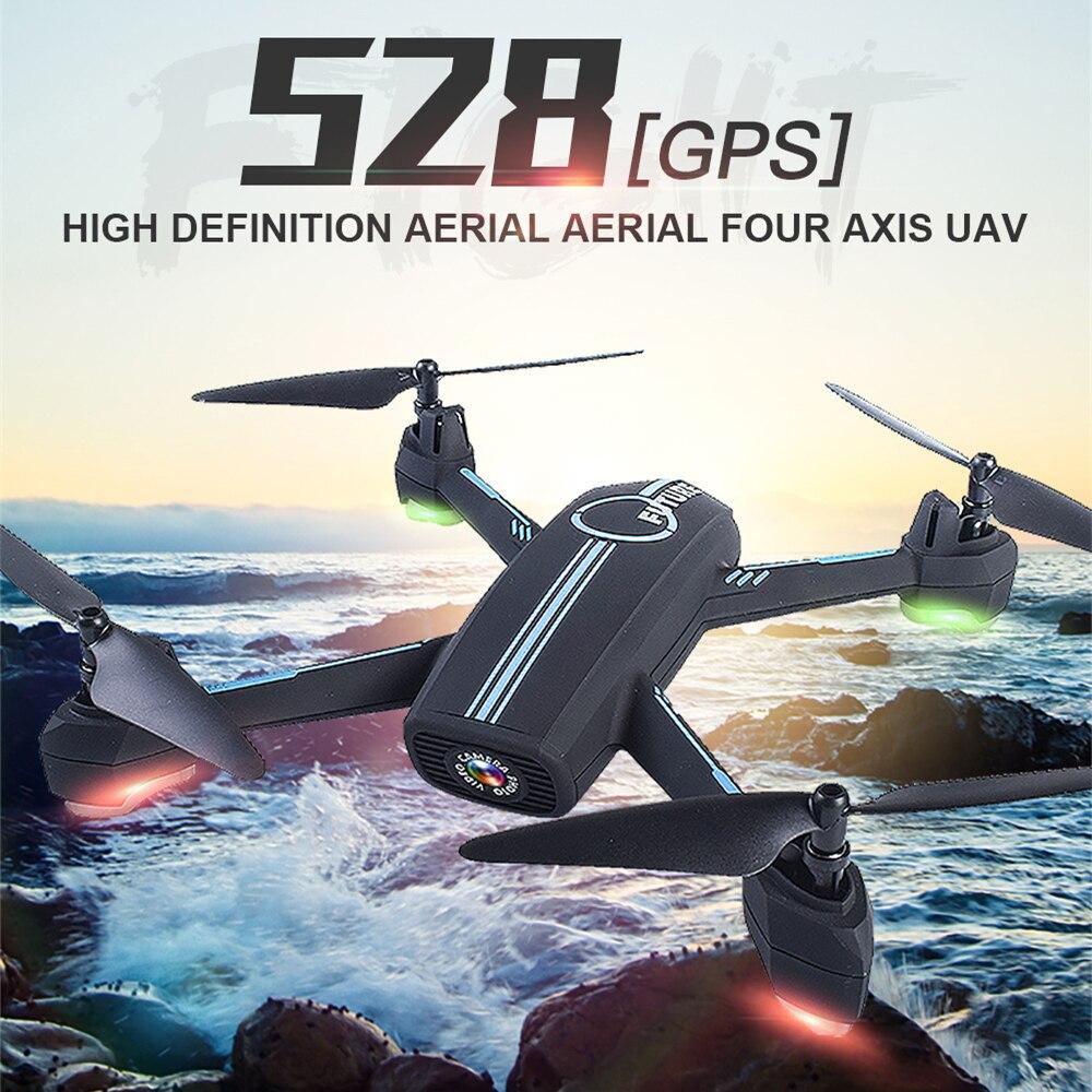 JXD 528 JXD528 RC Drone GPS Folgen Auto Hubschrauber Wi-Fi mit 720 p HD Kamera FPV Fernbedienung Quadcopter Eders steuerung durch Telefon