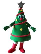 Экспорт Высокое качество Новый дизайн Рождественская елка маскоты костюмы