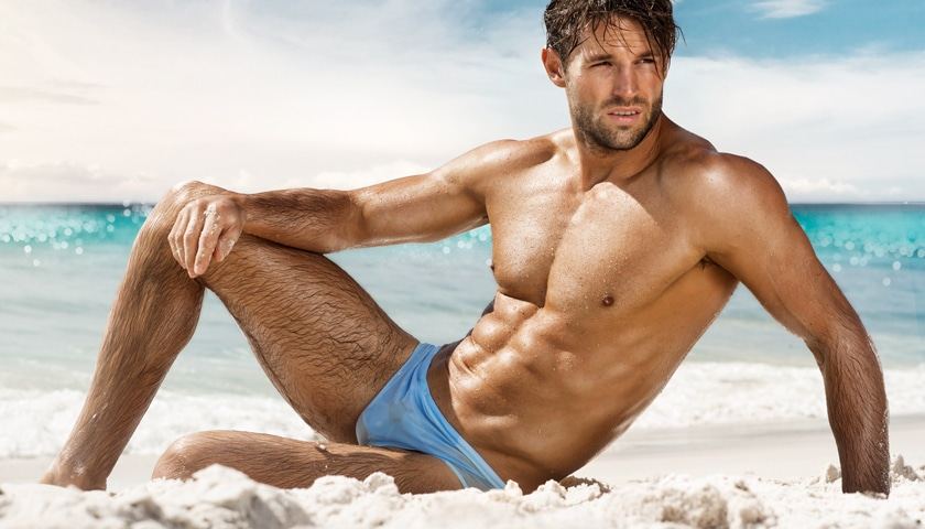 Topdudes.com - Hot Men's Simple and Sexy Swimwear