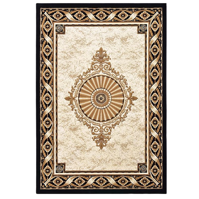 Tapis de luxe doux nordique pour salon chambre chevet tapis maison tapis zone délicate tapis d'étude tapis de sol Design moderne - 2