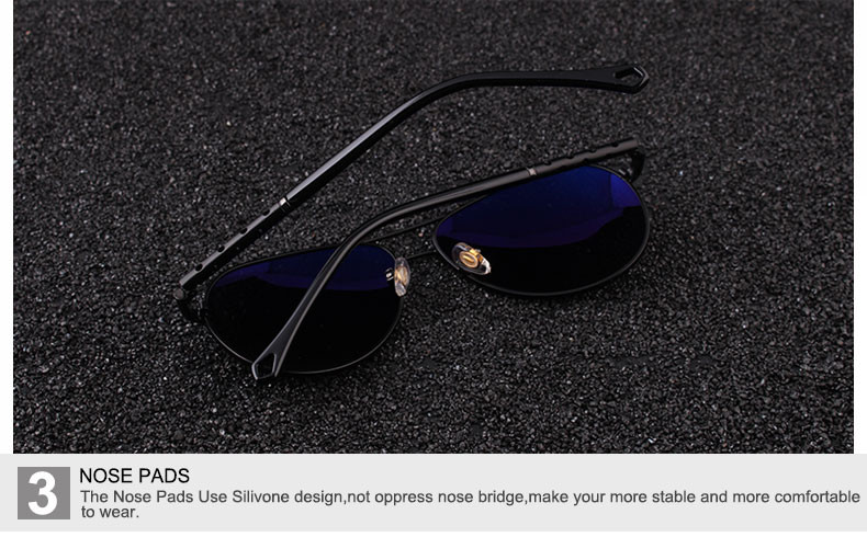 2016 New Arrival KINGSEVEN Polarized Sunglasses Men/Women Brand Designer Male vintage Sun Glasses gafas oculos de sol masculino 15