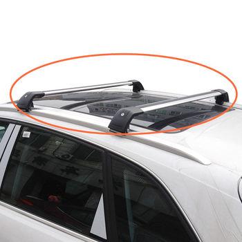 2PCS Roof rack bar Main body aluminum alloy For BMW X1 X3 X4 X5 530I 2004-2016