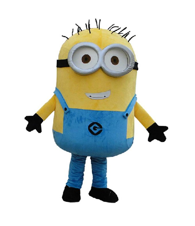 Mascot Costume minion Costume mascot fancy Cartoon costume Free Shipping-in Anime Costumes from Novelty u0026 Special Use on Aliexpress.com | Alibaba Group  sc 1 st  AliExpress.com & Mascot Costume minion Costume mascot fancy Cartoon costume Free ...