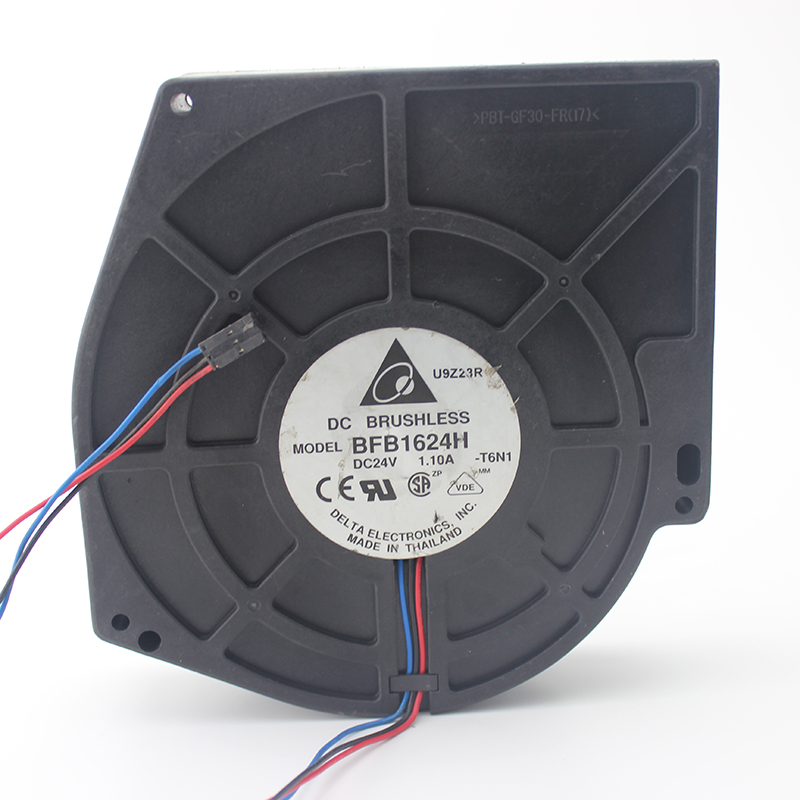BFB1624H  159X165X40MM For Delta DC wind blower cooling fan delta 12038 12v cooling fan afb1212ehe afb1212he afb1212hhe afb1212le afb1212she afb1212vhe afb1212me