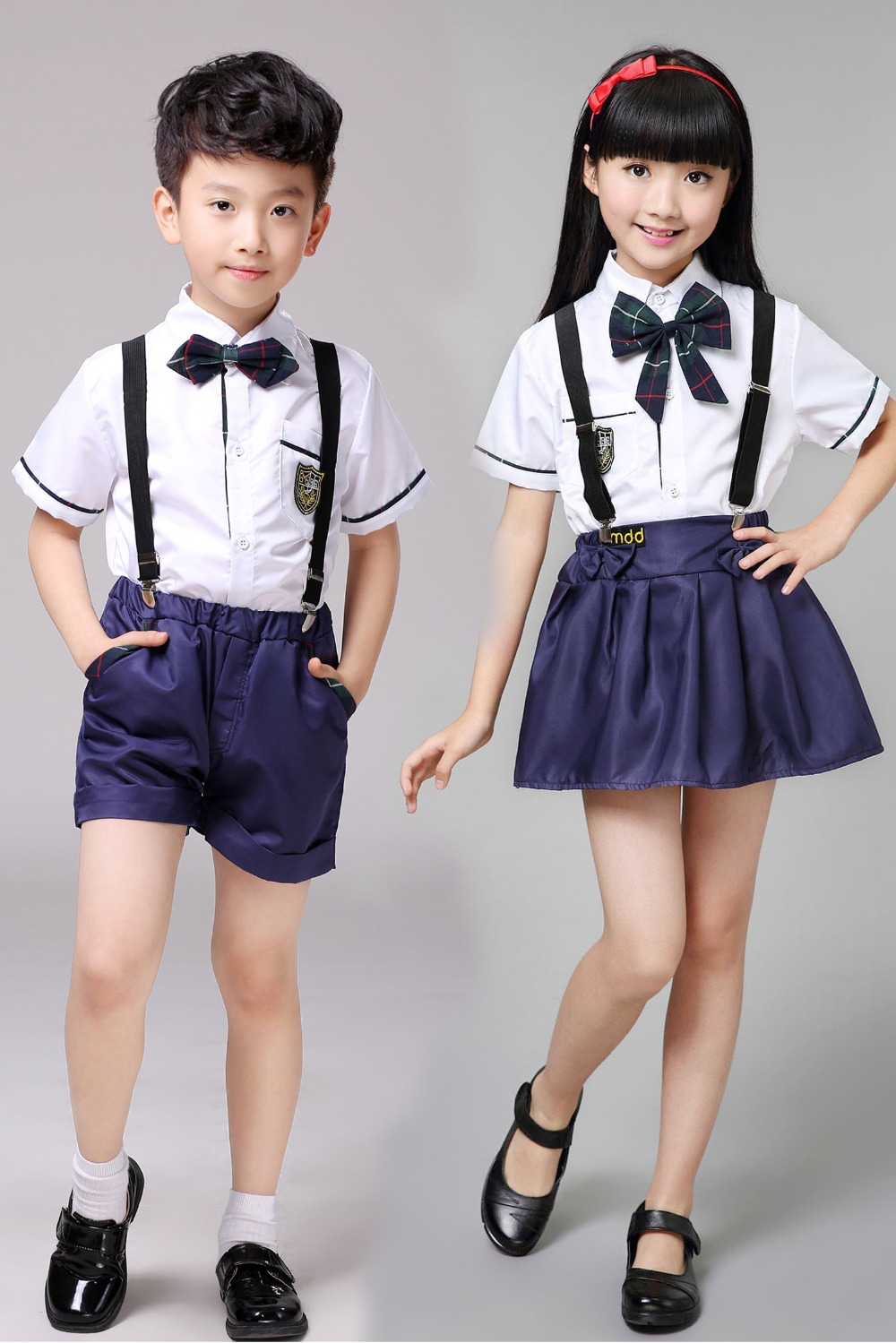 Childrens Clothing To Performance Of Primary And Middle -6543