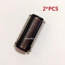 2 piezas Universal Trimmer máquina de afeitar la cabeza de reemplazo para  Philips Norelco Bodygroom TT2040 8dc53ab4ad0a