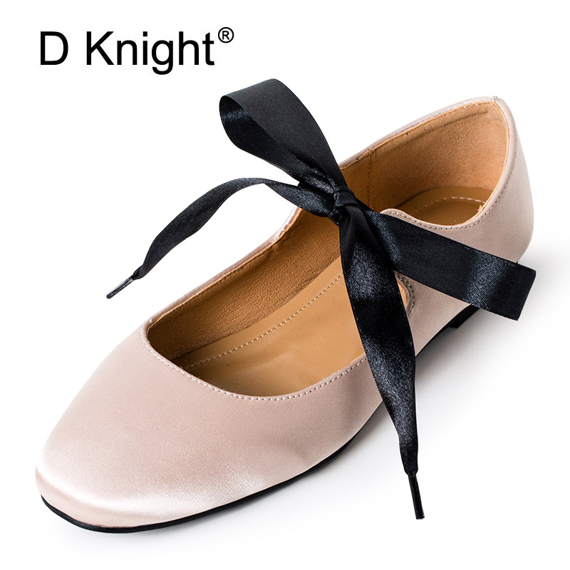 2018 Women Fashion Spring Young Lady Flat Ballet Shallow Shoes Loafers Slip On Casual Shoes for Woman Beige Black Female Shoes cresfimix women cute spring summer slip on flat shoes with pearl female casual street flats lady fashion pointed toe shoes