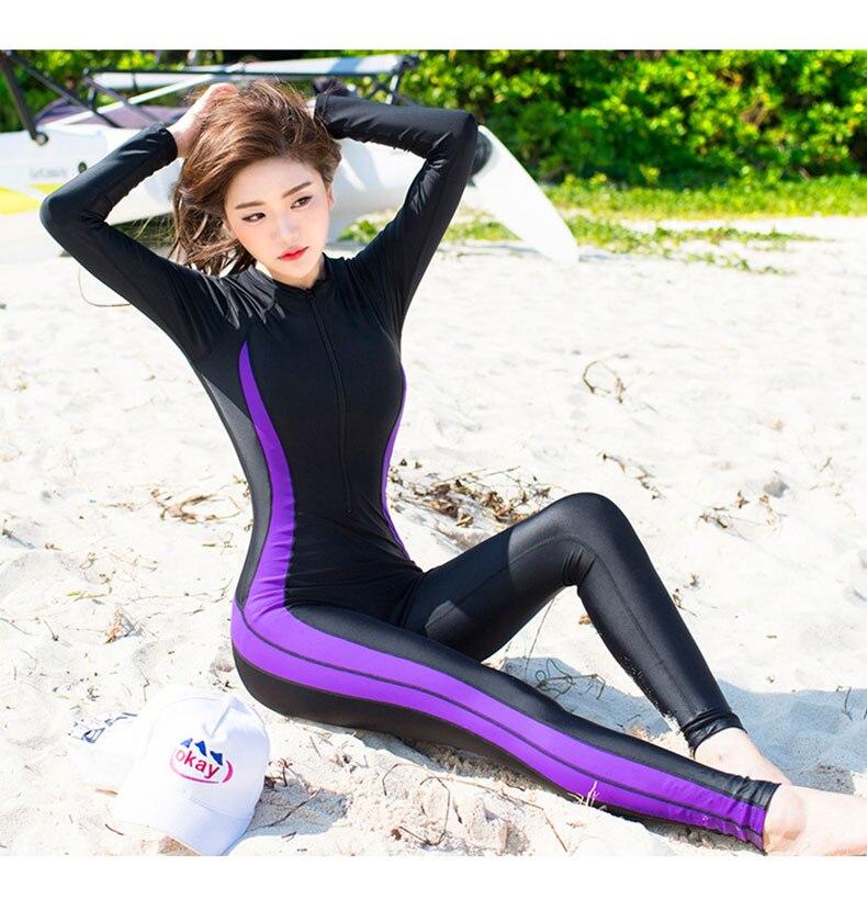 Women wetsuit 15