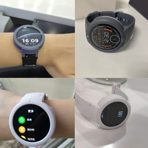 Image 5 - 최신 Origina Amazfit Verge Lite Smartwatch 20 일 배터리 수명 Huami verge2 GPSwatch AMOLE 컬러 스크린 글로벌 버전