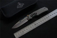 VENOM kevin john Tilock Folding knife high quality outdoor knives Titanium handle M390 pocket Knife survival Tactical EDC tools