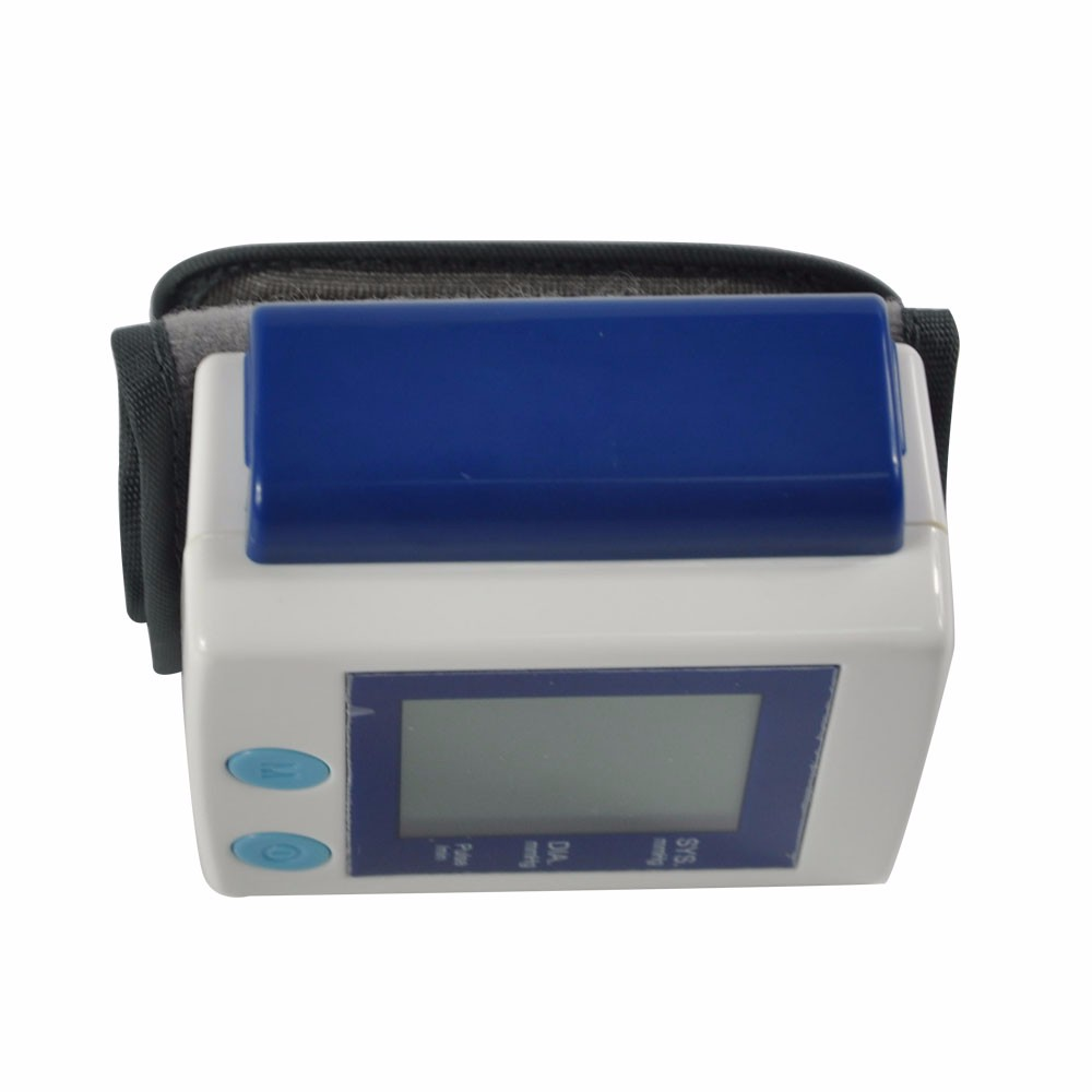 Health Care Automatic Digital Wrist Blood Pressure Monitor Meter Cuff Blood Pressure Measurement Health Monitor Sphygmomanometer (9)