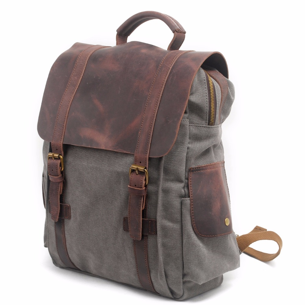 Online Get Cheap Military Canvas Backpack -Aliexpress.com ...