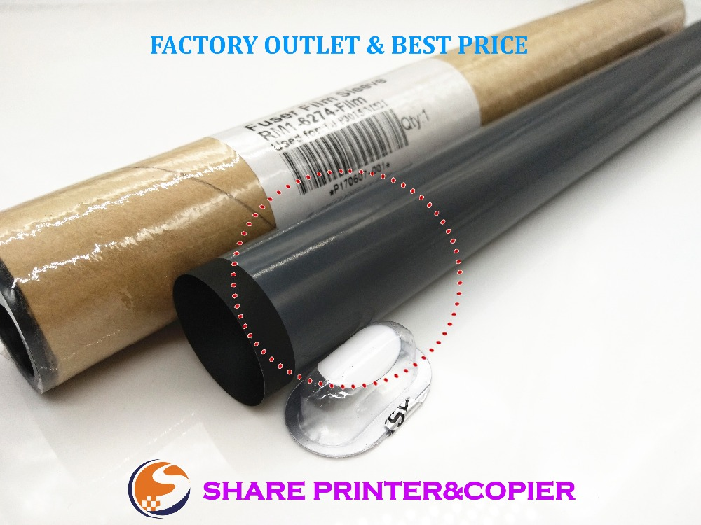 50PS Original M525 P3015 black fuser sleeve film For HP P3015 P3015d P3015dn P3015n P3010 P3011