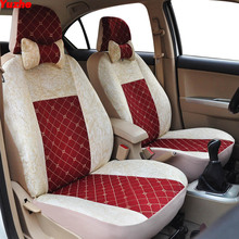 Yuzhe Universal Auto car seat cover For renault logan 2 megane 2 captur kadjar fluence laguna 2 scenic cover for vehicle seat