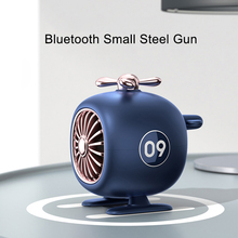 Small Aircraft Mini Portable Wireless Bluetooth Speaker Creatived Subwoofer Cute Outdoor SP99