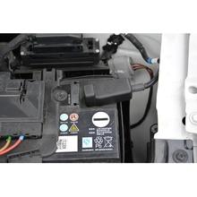 Car Engine Negative Power Batteries Battery Protection Cover Dustproof Cap For Volkswagen Polo Jetta Skoda Fabia Rapid