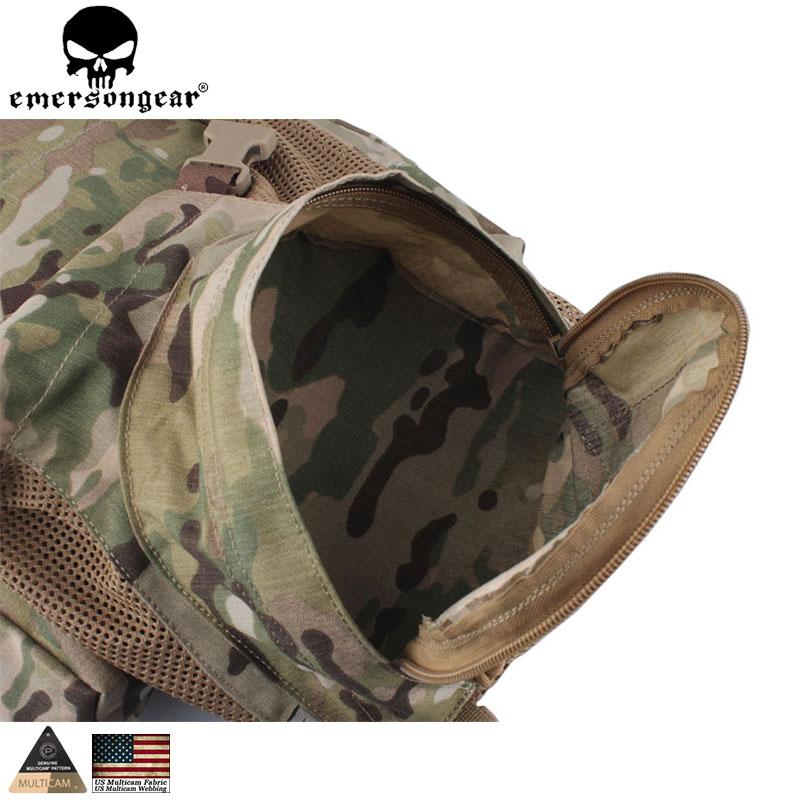 EMERSONGEAR Ойыншықтан жасалған рюкзактар - Спорттық сөмкелер - фото 5
