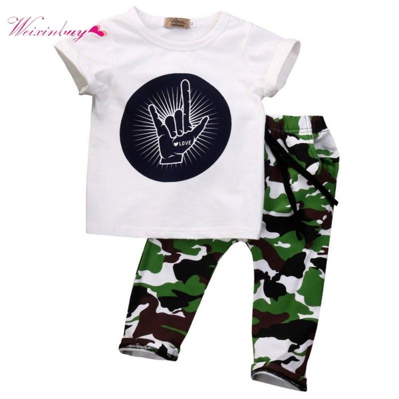 Նորածին երեխաներ Նորածիններ Տղաներ - Մանկական հագուստ