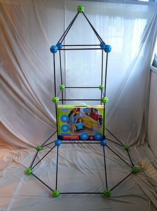 As Seen On TV Pop Up Discovery Kids Play Tent & As Seen On TV Pop Up Discovery Kids Play Tent-in Model Building ...