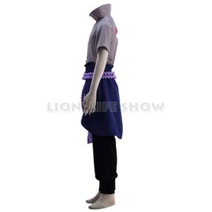 Image 2 - אנימה נארוטו סאסקה אוצ יהא Cosplay תלבושות Ninja סאסקה פאה