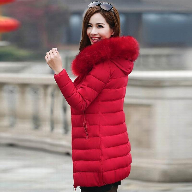 women winter coats women winter jacket women Womens Winter Jackets And Coats 2016 Thick Warm Hooded Down Cotton Padded Parkas For Women's Winter Jacket Female Manteau Femme (8)