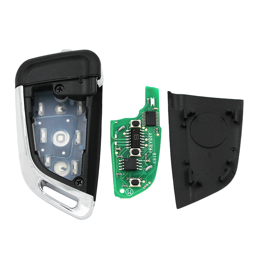 Image 3 - Free shipping (5pcs/lot)Multi functional KEYDIY NB29 3 button Remote key for KD900 KD900+ URG200 KD X2 5 functions in one key-in Sensor & Detector from Security & Protection