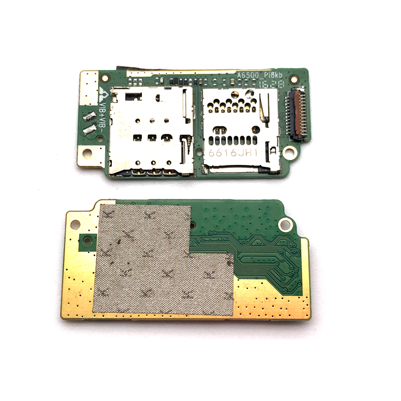High Quality For Lenovo TB2-X30 TB2-X30L TB2-X30M SIM Slot Socket Holder Tray Connector Card Reader Board Flex Cable ReplacementHigh Quality For Lenovo TB2-X30 TB2-X30L TB2-X30M SIM Slot Socket Holder Tray Connector Card Reader Board Flex Cable Replacement